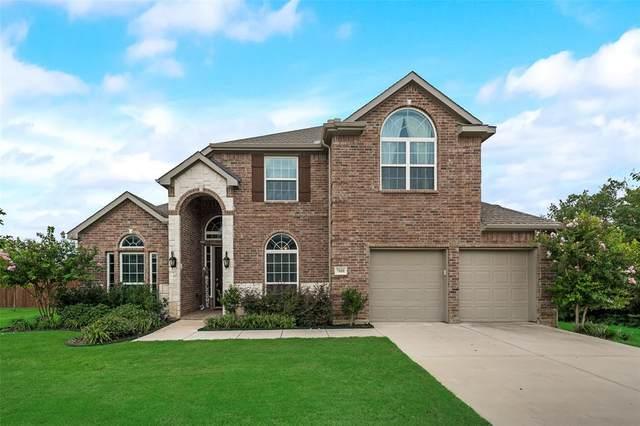 7000 Edwards Road, Denton, TX 76208 (MLS #14429821) :: The Daniel Team