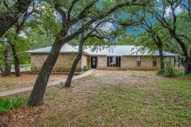 3800 Dunn Court, Granbury, TX 76049 (MLS #14429824) :: The Kimberly Davis Group
