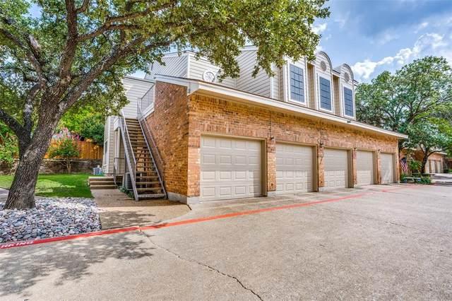 5619 Preston Oaks Road #209, Dallas, TX 75254 (MLS #14429886) :: Team Tiller