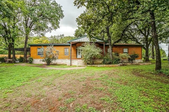 7504 River Run, Granbury, TX 76049 (MLS #14429902) :: The Kimberly Davis Group
