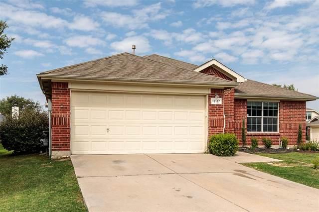 12157 Toffee Street, Fort Worth, TX 76244 (MLS #14429908) :: Frankie Arthur Real Estate