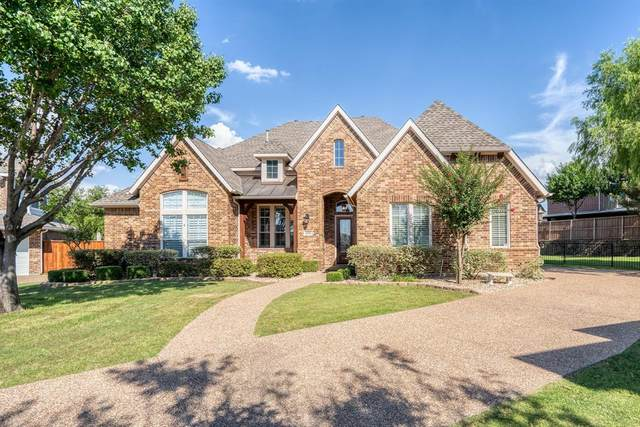 6000 Wayne Court, Flower Mound, TX 75028 (MLS #14429909) :: The Kimberly Davis Group