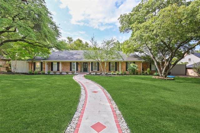 7442 Overdale Drive, Dallas, TX 75254 (MLS #14429987) :: Trinity Premier Properties