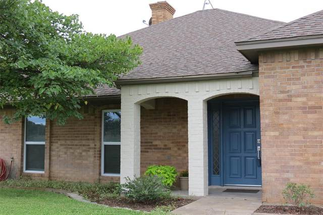 115 Woodcrest Street, Weatherford, TX 76087 (MLS #14429996) :: Real Estate By Design