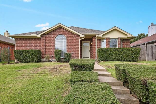 2600 Park Valley Drive, Mesquite, TX 75181 (MLS #14430003) :: Front Real Estate Co.