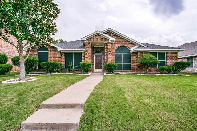900 Craig Drive, Mesquite, TX 75181 (MLS #14430021) :: Front Real Estate Co.