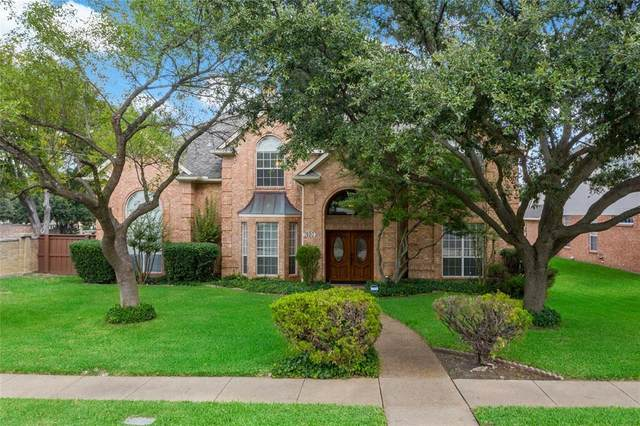 1920 Jubilee Road, Plano, TX 75093 (MLS #14430054) :: The Heyl Group at Keller Williams