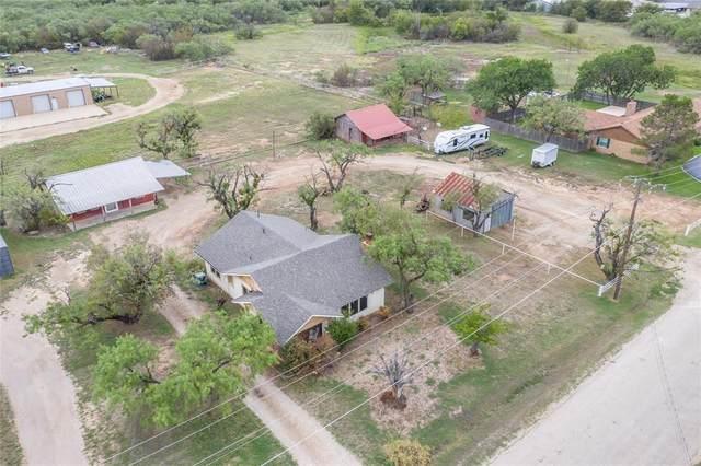 122 Sunset Boulevard, Breckenridge, TX 76424 (MLS #14430078) :: Trinity Premier Properties