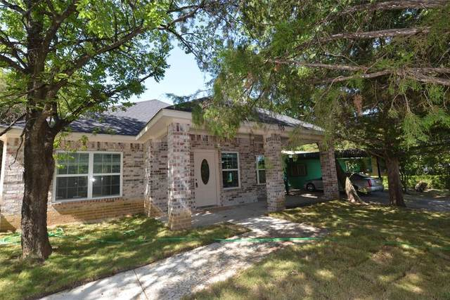 106 Fairview Street, Waxahachie, TX 75165 (MLS #14430101) :: Maegan Brest | Keller Williams Realty