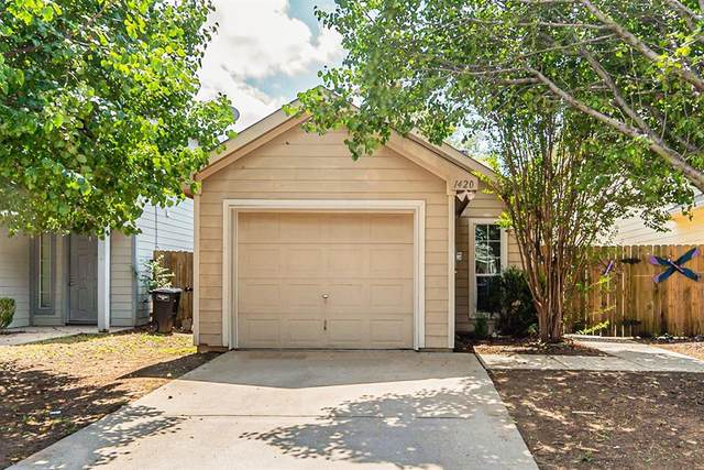 1420 Pine Lane, Fort Worth, TX 76140 (MLS #14430104) :: Team Tiller