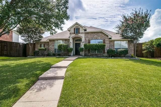 8402 Huntington Drive, Rowlett, TX 75089 (MLS #14430115) :: RE/MAX Landmark
