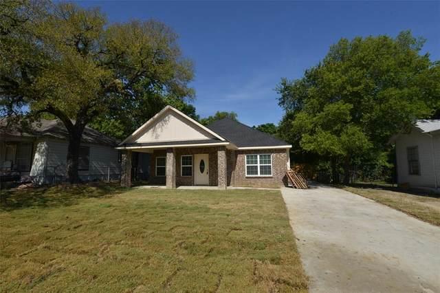 110 S Aiken Street, Waxahachie, TX 75165 (MLS #14430117) :: All Cities USA Realty