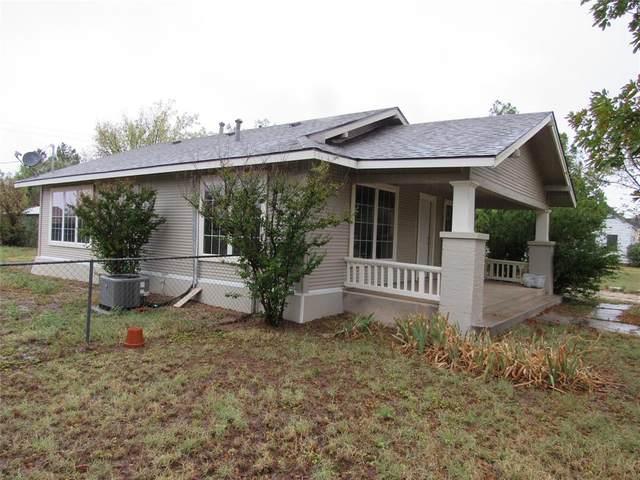 1820 Avenue L, Anson, TX 79501 (MLS #14430167) :: The Heyl Group at Keller Williams