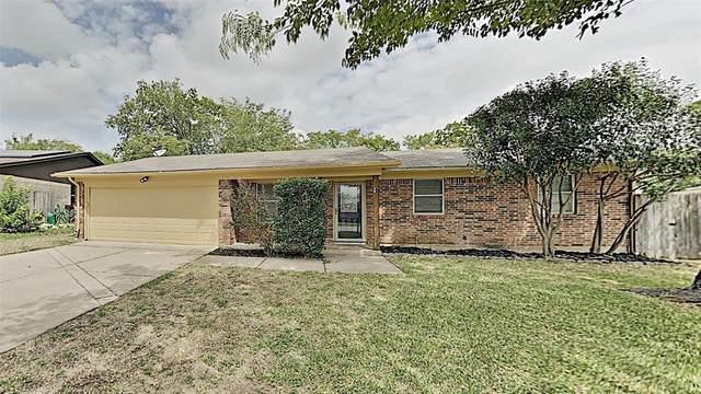 6545 Moonglow Lane, Watauga, TX 76148 (MLS #14430210) :: Justin Bassett Realty