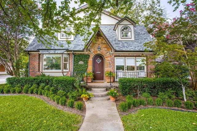 5503 Mercedes Avenue, Dallas, TX 75206 (MLS #14430236) :: The Mitchell Group