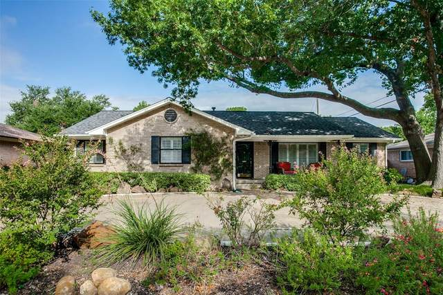 5511 Ledgestone Drive, Dallas, TX 75214 (MLS #14430238) :: RE/MAX Landmark