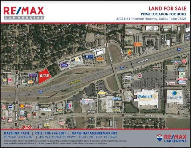 8705 E R L Thornton Freeway, Dallas, TX 75228 (MLS #14430271) :: The Kimberly Davis Group