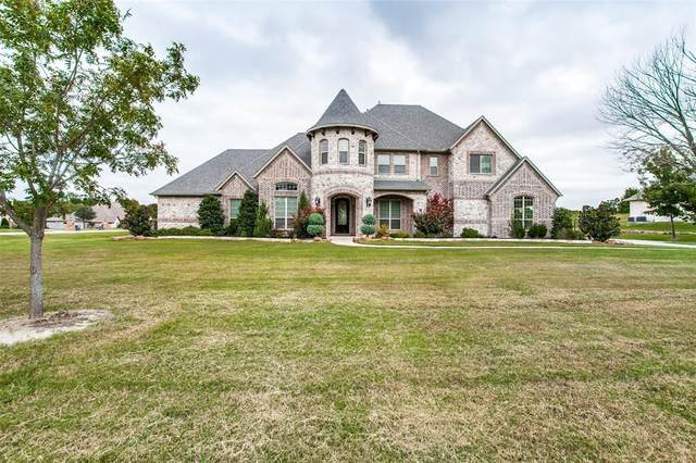 3106 Crossing Drive, Anna, TX 75409 (MLS #14430276) :: Bray Real Estate Group