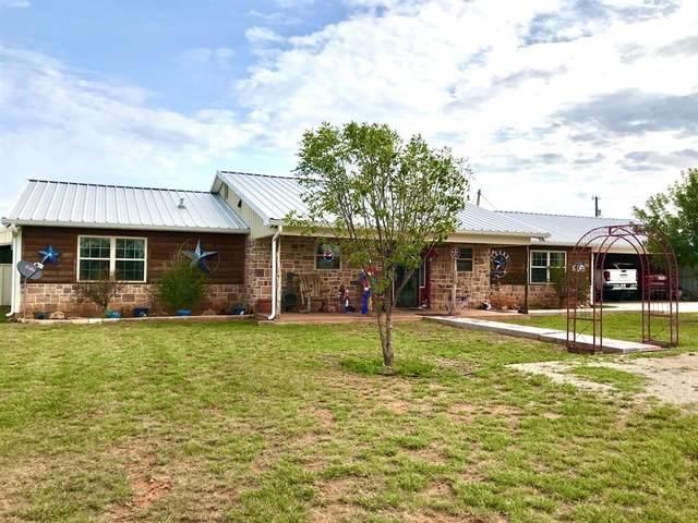 6195 Fm 2940, Cross Plains, TX 76443 (MLS #14430300) :: NewHomePrograms.com LLC