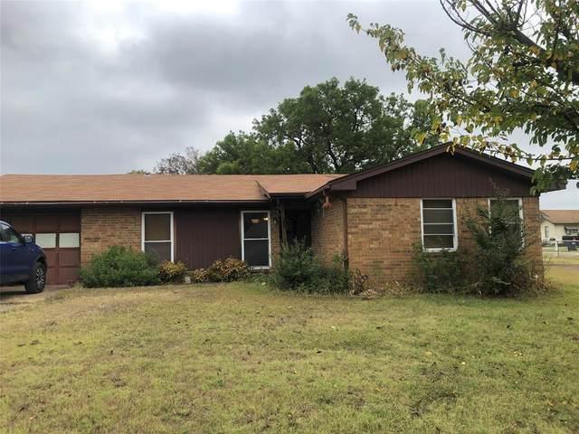 600 6th Street, Ranger, TX 76470 (MLS #14430308) :: The Tierny Jordan Network