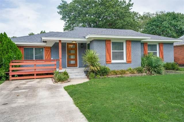 3711 Hawick Lane, Dallas, TX 75220 (MLS #14430310) :: NewHomePrograms.com LLC