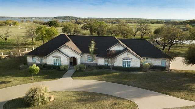 301 Fairway Avenue, Eastland, TX 76448 (MLS #14430331) :: Real Estate By Design