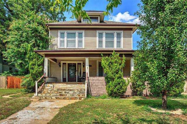 923 W Woodard Street, Denison, TX 75020 (MLS #14430336) :: RE/MAX Landmark