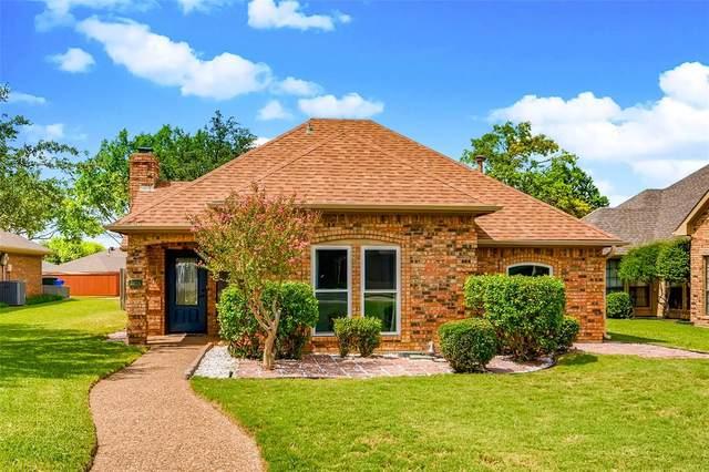 3618 Amanda Circle, Carrollton, TX 75007 (MLS #14430415) :: The Heyl Group at Keller Williams