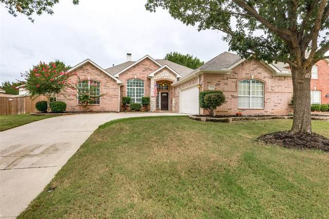 1500 Wildflower, Flower Mound, TX 75028 (MLS #14430440) :: The Kimberly Davis Group