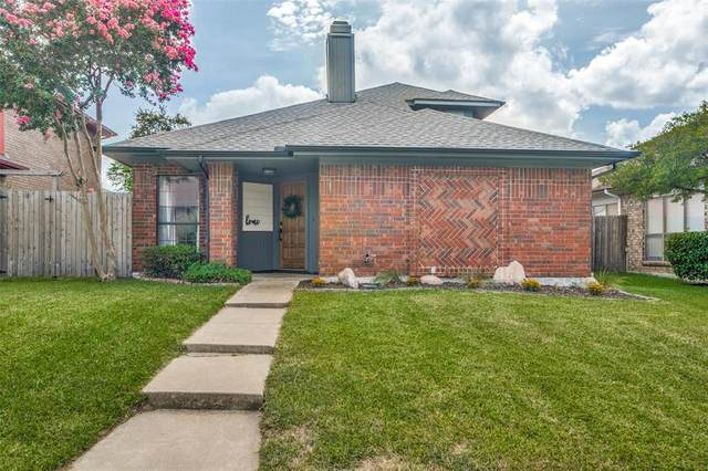 1610 Kingspoint Drive, Carrollton, TX 75007 (MLS #14430453) :: The Mitchell Group