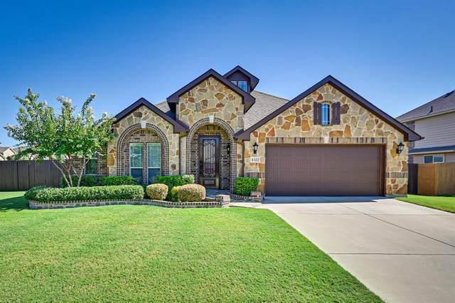 4322 Poppy Drive, Mansfield, TX 76063 (MLS #14430475) :: Frankie Arthur Real Estate