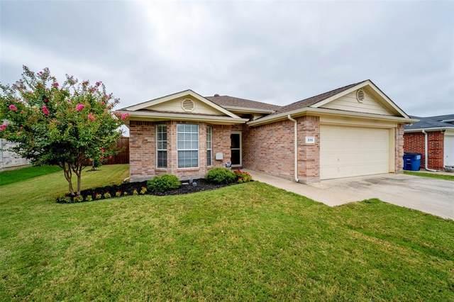 325 Lake Travis Drive, Wylie, TX 75098 (MLS #14430478) :: Trinity Premier Properties