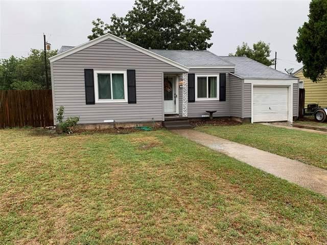 2126 Amarillo Street, Abilene, TX 79602 (MLS #14430512) :: North Texas Team | RE/MAX Lifestyle Property
