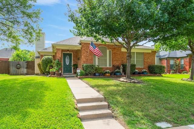 10405 Burgundy Drive, Frisco, TX 75035 (MLS #14430539) :: Frankie Arthur Real Estate