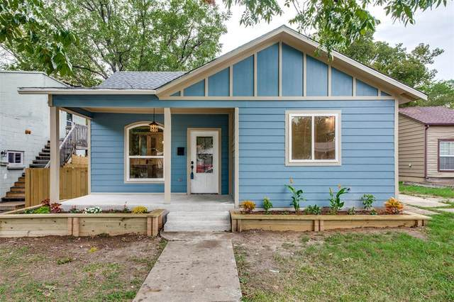 3221 James Avenue, Fort Worth, TX 76110 (MLS #14430544) :: Real Estate By Design