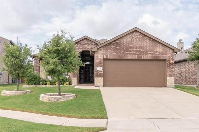 2416 Canyon Wren Lane, Fort Worth, TX 76244 (MLS #14430608) :: Frankie Arthur Real Estate