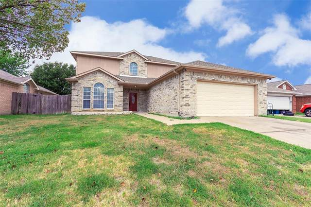 6112 Brandy Wood Trail, Arlington, TX 76018 (MLS #14430623) :: Team Tiller