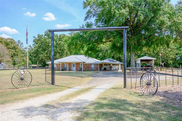 837 Fm 489 W, Donie, TX 75838 (MLS #14430647) :: The Kimberly Davis Group