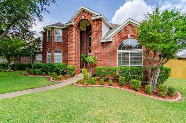 1425 Blackburn Lane, Plano, TX 75025 (MLS #14430662) :: Trinity Premier Properties