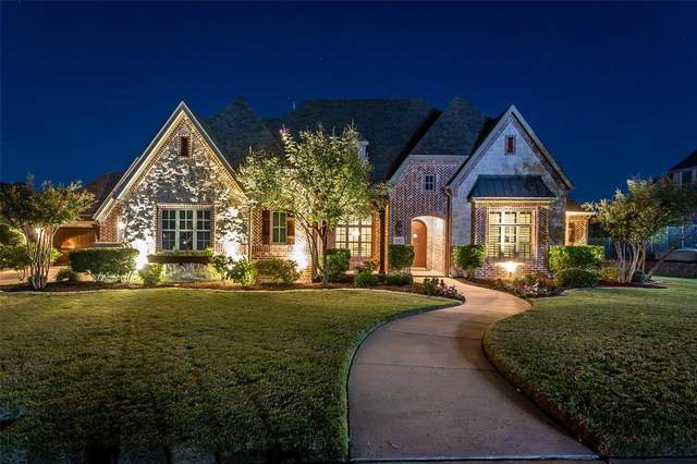 2605 Wind Chime Trail, Mckinney, TX 75069 (MLS #14430721) :: The Hornburg Real Estate Group