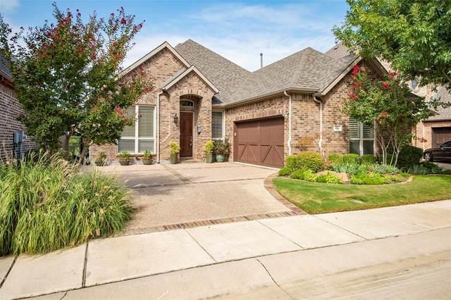 416 Adventurous Shield Drive, Lewisville, TX 75056 (MLS #14430738) :: Team Tiller