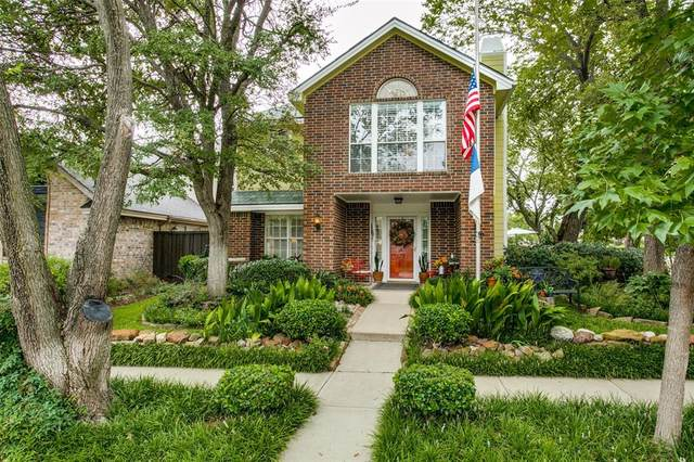 1349 Jeanette Way, Carrollton, TX 75006 (MLS #14430743) :: Hargrove Realty Group