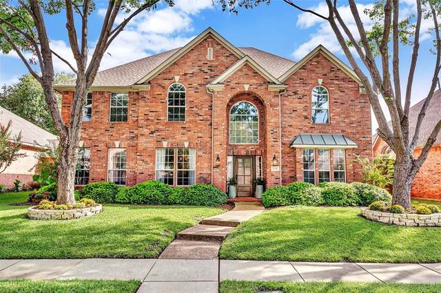 1411 Cool Springs Drive, Allen, TX 75013 (MLS #14430767) :: The Kimberly Davis Group