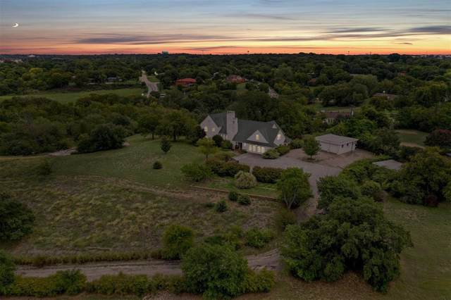 4445 Rolling Hills Drive, Fort Worth, TX 76119 (MLS #14430813) :: The Hornburg Real Estate Group