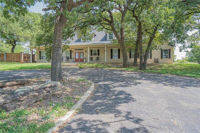 2105 Deer Park Road, Decatur, TX 76234 (MLS #14430846) :: The Kimberly Davis Group
