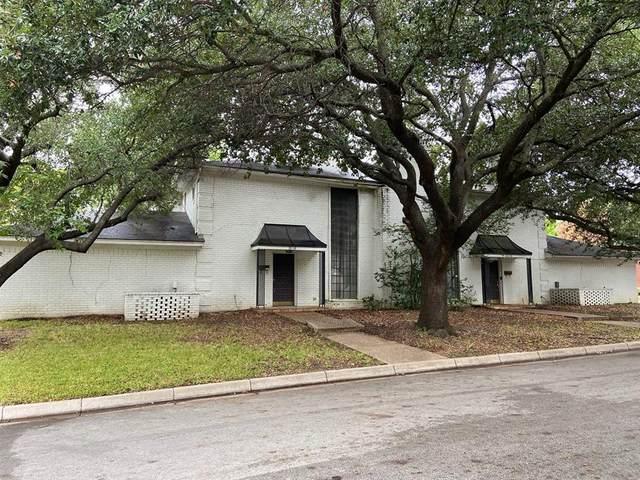 1600 Hulen Street, Fort Worth, TX 76107 (MLS #14430877) :: The Mitchell Group