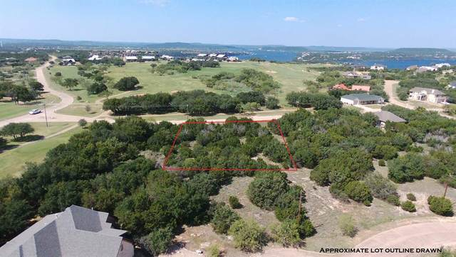 Lot 2 Colonial, Possum Kingdom Lake, TX 76449 (MLS #14430888) :: The Paula Jones Team | RE/MAX of Abilene