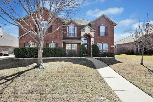 1217 Bridle Latch Drive, Fort Worth, TX 76052 (MLS #14430963) :: The Daniel Team