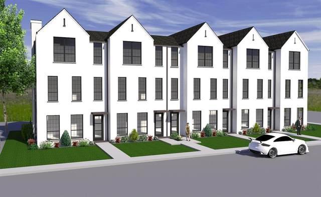 4808 San Jacinto Street #101, Dallas, TX 75204 (MLS #14430986) :: The Hornburg Real Estate Group