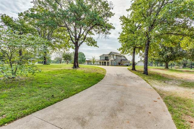 668 Cleve Cole Road, Denison, TX 75021 (MLS #14431033) :: North Texas Team   RE/MAX Lifestyle Property